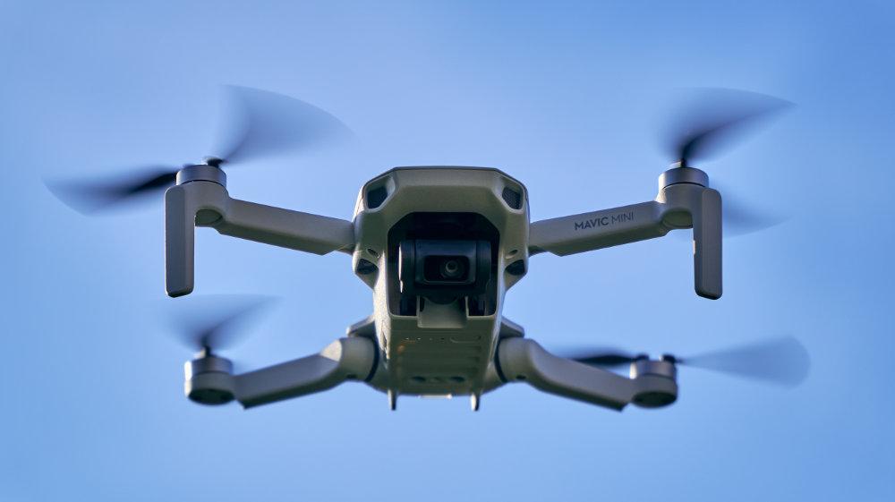 Einsatzgebiete für Luftaufnahmen mit Drohnen