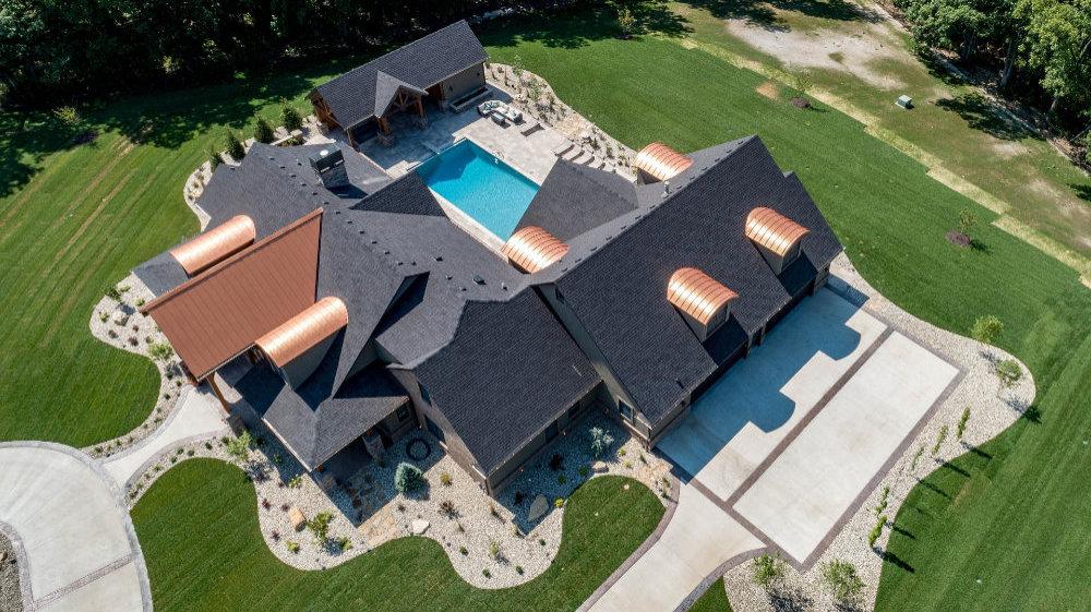 Videos und Bilder per Drohne von Ihrer Immobilie