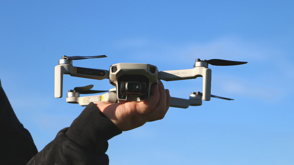 Videos und Bilder per Drohne von Ihrem Verein