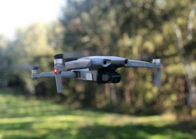 Luftaufnahmen mit der DJI Air 2